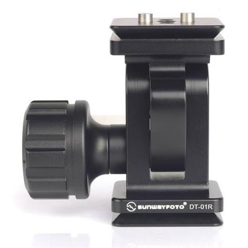 SunwayFoto DT-01R Monopod Head, 26.46lbs Capacity
