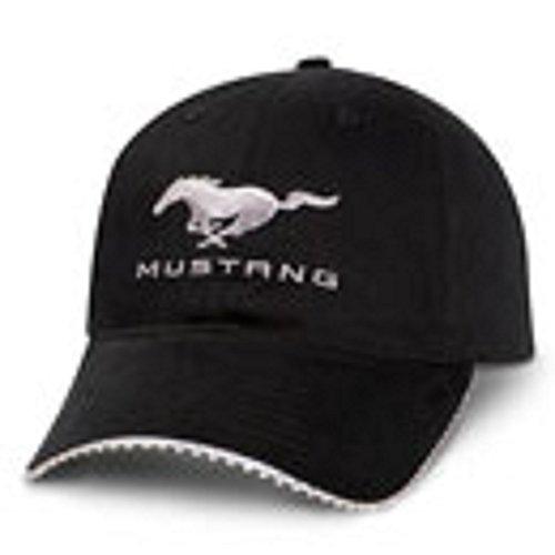Genuine Ford Ladies' Mustang Rhinestone Visor Cap Hat