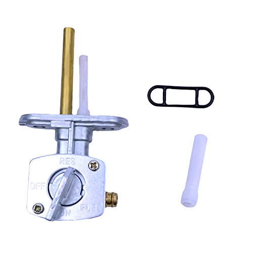 - FLYPIG Fuel Petcock Valve for Kawasaki Suzuki Yamaha ATV Motorcycle 1986-2016