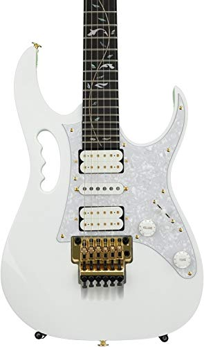 Ibanez JEM7V Steve Vai Signature - White for sale  Delivered anywhere in USA