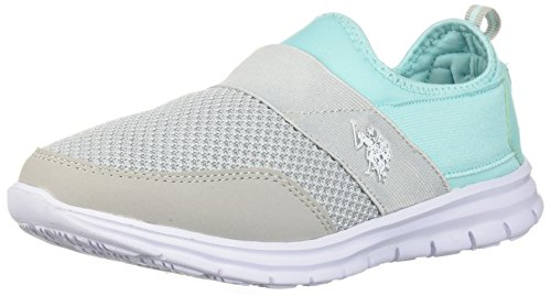 U Grey Black ml Assn Loafer polo Light Clara Women's mint s rqrBZ