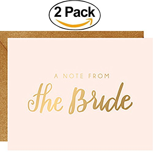 Bride Stationery - 2