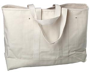Bon 11-130 Heavy Duty Canvas Tote Bag 28-Inch Long by 6-Inch Wide ...
