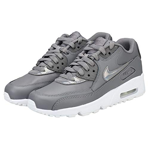 Pictures of NIKE Air Max 90 LTR Gunsmoke/Gunsmoke- 833376 1