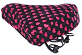 Cycling Seat Cover Fashion Seat Cover Pink Heart
