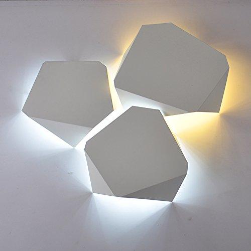 LED Zimmer Lampe modern minimalistisches Schlafzimmer ...