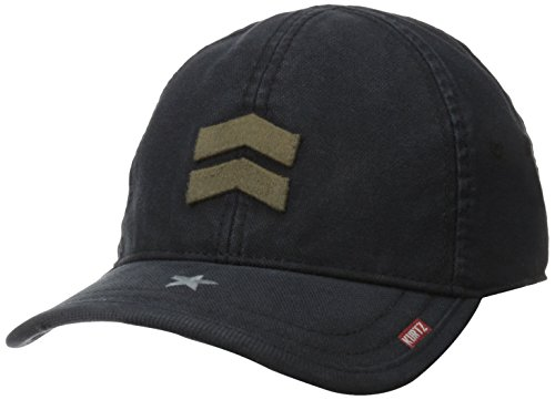 A. Kurtz Men's Fritzflex Baseball Cap, Black, One (A Kurtz Cap)