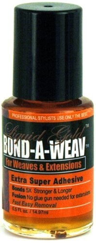 Liquid Gold Bond A Weave Glue .5 oz. (Pack of 2)