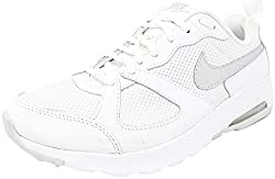 Nike Wmns Air Max Muse White Metallic Platinum Size 9