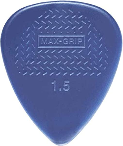 Dunlop 417R1.5 Gator Grip Guitar Picks 1.5mm 72-Pack