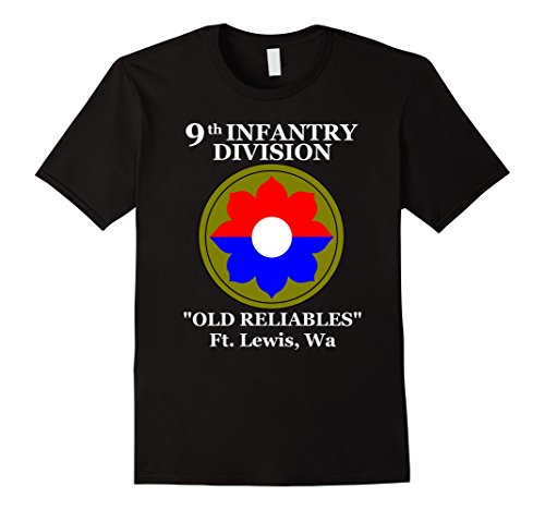 Mens 9th Infantry Division -