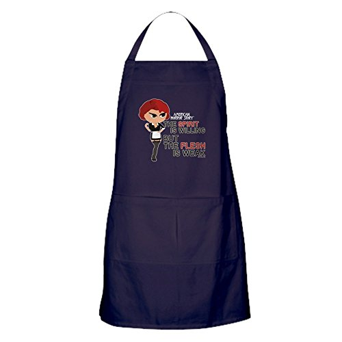 CafePress American Horror Story Chibi Moira O'h Kitchen Apron with Pockets, Grilling Apron, Baking Apron -
