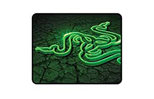 Razer Goliathus Control Fissure: Light Friction Surface - Anti-Fraying Stitched Frame - Portable Cloth-Based Design - Large Precision Cloth Gaming Mat