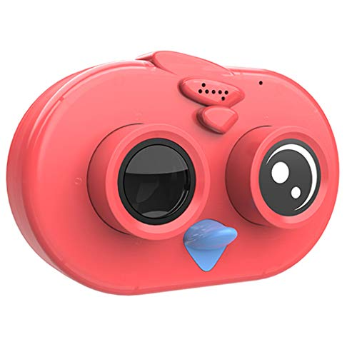 Orcbee  _WiFi Kids Camera 1080P HD Children Camcorders 2.0 Inch 1080P LCD Gifts for Kids (Red)