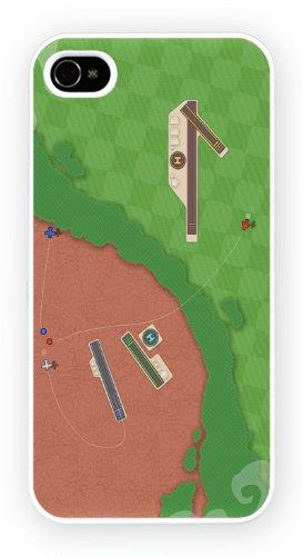 Flight Control Airstrip Apps iPhone, iPhone 6+ (PLUS) cas, Etui de téléphone mobile - encre brillant impression