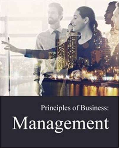 Principles of Business: Management: Print Purchase Includes Free Online Access