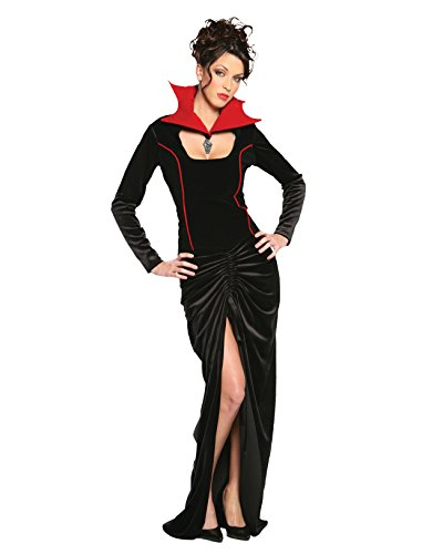 Spider Widow Sexy Spider Classic Witch Costume Halloween Costume Sizes: Large (Black Widow Witch Costume)