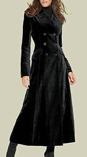 superior quality 2c268 76796 Foluton Damen Winter Herbst Elegant Mantel Klassische Mode ...