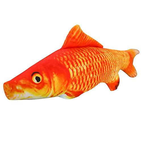MLXR Almohada de pez 3D, simulación de Carpa de Pescado en ...