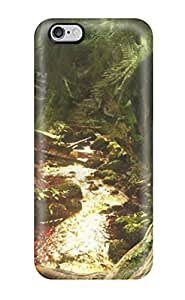AnnaSanders Case Cover Protector Specially Made For Iphone 6 Plus Child Lost In The Jungle