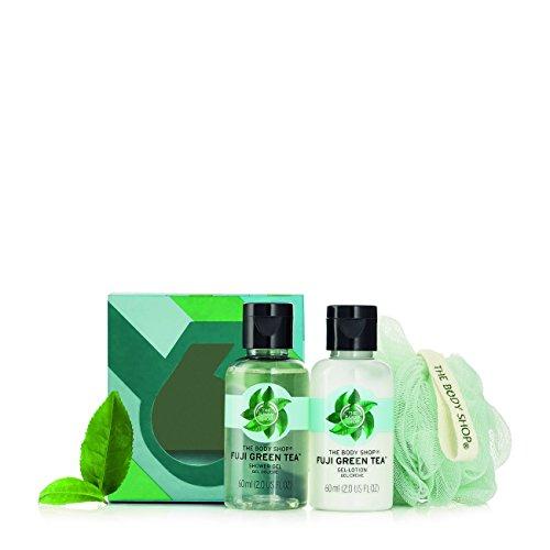 The Body Shop Fuji Green Tea Treats Cube  Gift Set