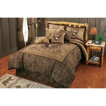 Cabelau0027s Whitetail Ridge Comforter Set (QUEEN)