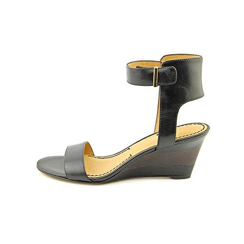Nine West Women's Radefade Dress Sandal,Black/Black,8.5 M US