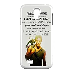 The Walking Dead Unique Design Case for SamSung Galaxy S4 I9500, New Fashion The Walking Dead Case