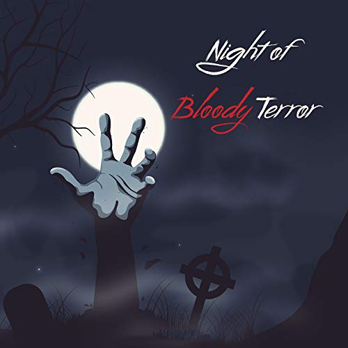 Halloween Horror Nights Music (Night of Bloody Terror: Screaming Voices, Dark Night, Horror Sounds, Halloween Music)