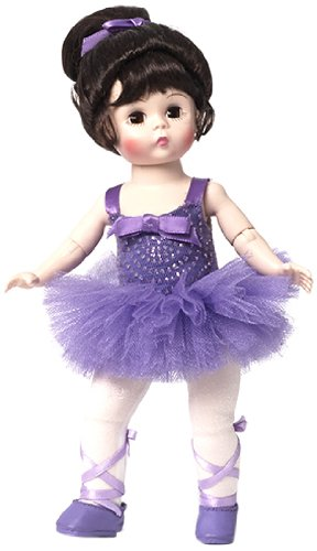 Madame Alexander Pirouette Doll, Purple