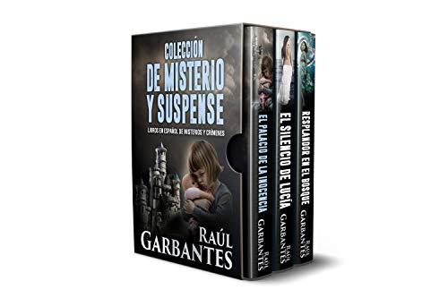 Amazon.com: Colección de Misterio y Suspense: libros en ...