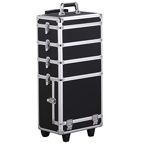 Compare Price Makeup Case On Wheels On Statementsltd Com