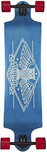 Landyachtz Switch 40 Longboard Complete Drop Down Blue Owl New ()
