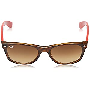 Ray-Ban New Wayfarer Classic, Havana Brown Gradient & Dark Brown