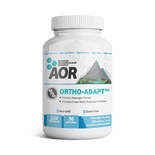 Advanced Orthomolecular Research - ORTHO ADAPT, 120 Count
