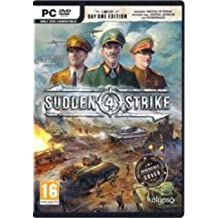 Sudden Strike 4 - Day One Edition (PC DVD) (UK IMPORT)