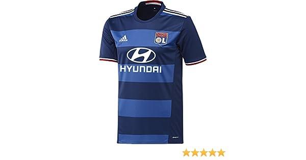 798540aca260a adidas Lyon A JSY Camiseta 2ª Equipación Olympique de Marsella 2015 ...