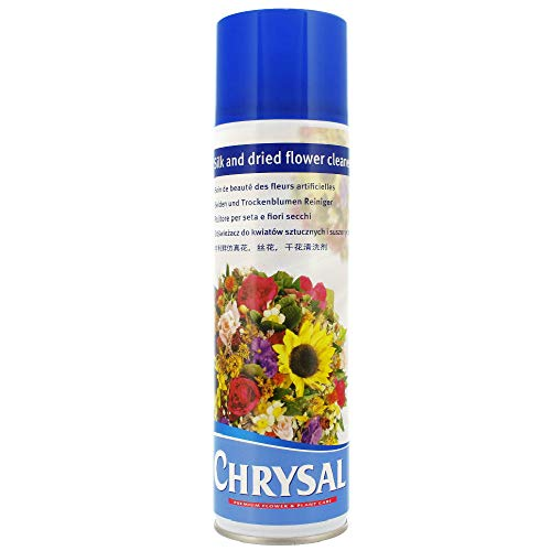 Chrysal Silk and Dried Flower Cleaner Spray - 17 oz ()