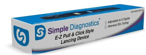 Simple-Diagnostics-Lancet-Device