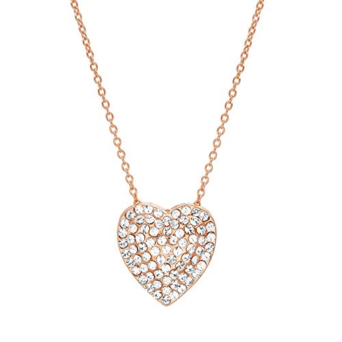 Devin Rose Rose Gold Plated Sterling Silver 18