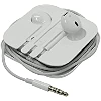 Growth C Earphones with 3.5mm Jack with Volume Button for All Smartphones