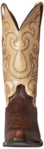 Womens Ferrini Ferrini Womens Western French Chocolate Calf Toe Boot V French 5qptnfwxa