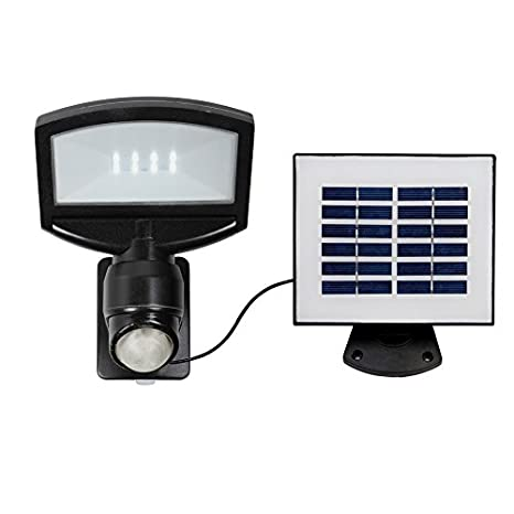 Utilitech pro 180 degree 1 head black solar powered led motion utilitech pro 180 degree 1 head black solar powered led motion activated flood mozeypictures Choice Image