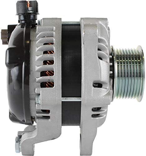 DB Electrical AND0590 New Alternator For 6.7L 6.7 Diesel FORD F Series F450 F550 Super Duty Pickup Truck 11 12 13 14 15 2001 2012 2013 2014 2015 104210-2920 BC3T-10300-CA BC3Z-10346-B GL-993 11628