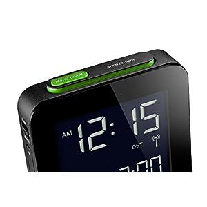 BRAUN BNC009WH-RC -Reloj Despertador Digital 5