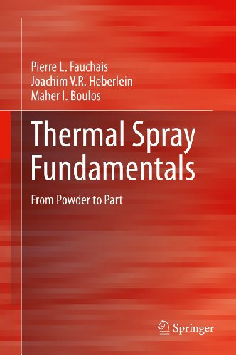 Thermal Spray Fundamentals: From Powder to Part