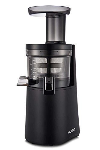 Hurom H-AA Slow Juicer, Matte Black - Import It All