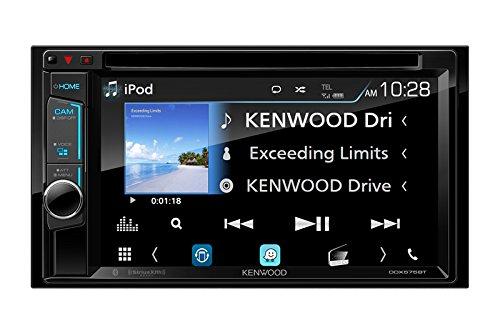 """Kenwood DDX575BT 2DIN 6.2"""" DVD Receiver w/ Waze, Spotify"""