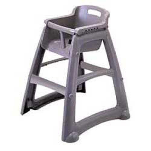 (Youth High Chair, Platinum )