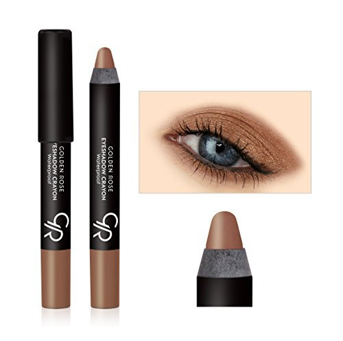 Golden Rose Waterproof Eyeshadow Crayon - 14